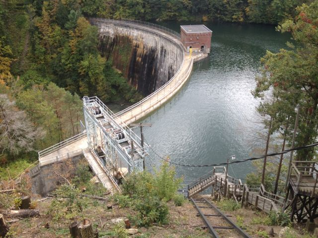 Rushford Lake - Dam Project
